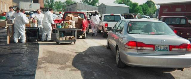 Household Hazardous Waste Collection and Disposal