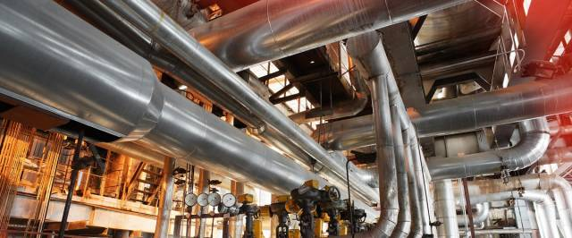 Piping and Ductwork