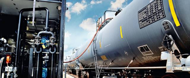 Railcars - Reliable, Safe Railcar Cleaning, Emergency Response and other Services