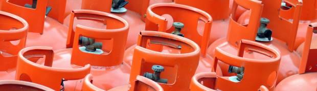 Gas Cylinder Management