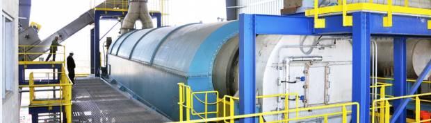 Solid Distillation System